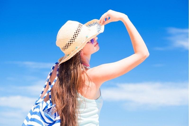 夏に向けての紫外線対策は出来ていますか?美白ケアは夏だけではダメな理由 シミってどうして出来るの?